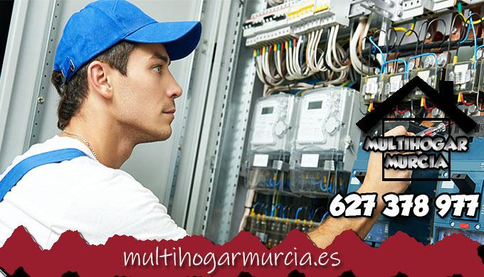 Electricistas Alhama de Murcia 24 horas