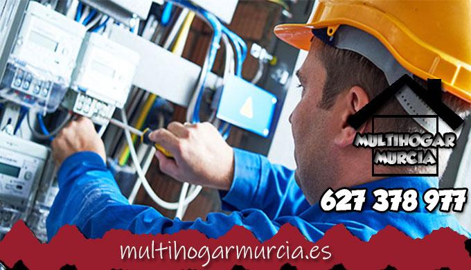 Electricistas Fuente Álamo de Murcia 24 horas
