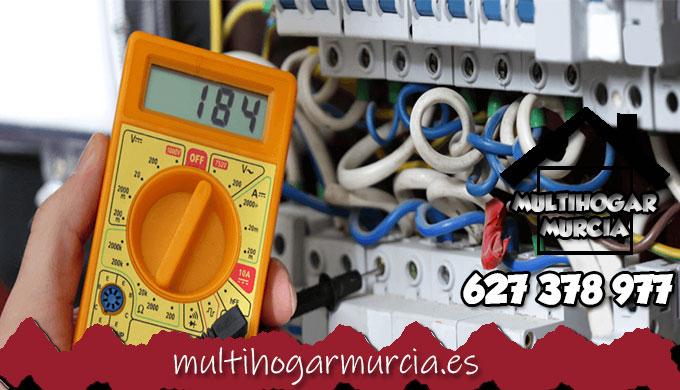 Electricistas Lorquí 24 horas